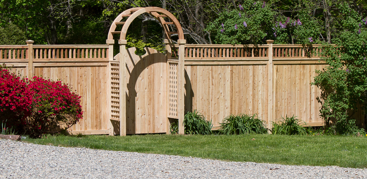 Southington Rustic Fence Connecticut Fence Company