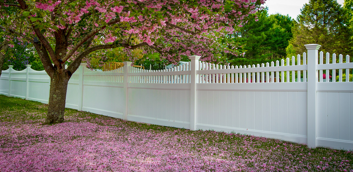 Southington Rustic Fence