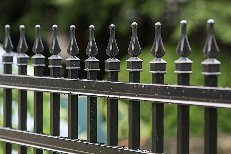 Aluminum Pool Fence Ornamental Aluminum Fences CT Aluminum Fencing